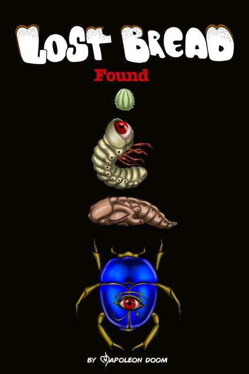 Lost Bread: Found (volume 2) Graphic Novel