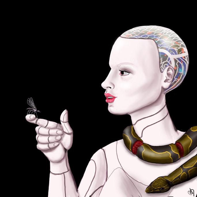 Automaton Eve